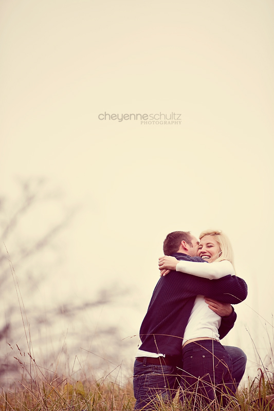 Surprise! It's A Proposal Turned Engagement Shoot by The Schultz's! via TheELD.com