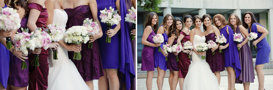 Gorgeous Real Wedding by Stephanie Williams Photography via TheELD.com