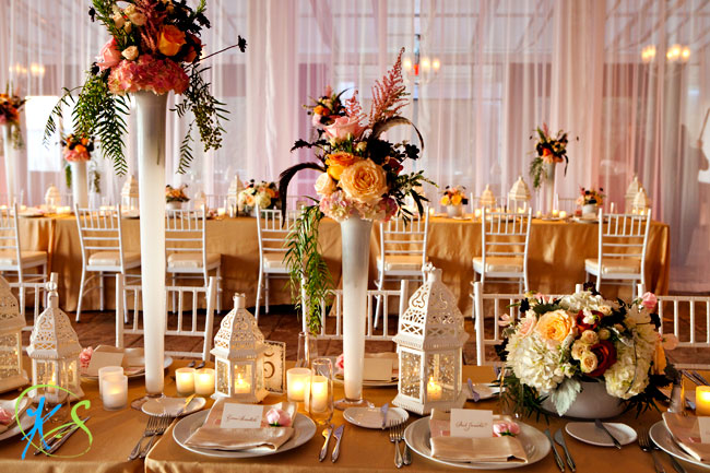 Fresh, Eclectic Rhode Island Wedding By Kristin Spencer Photography via TheELD.com