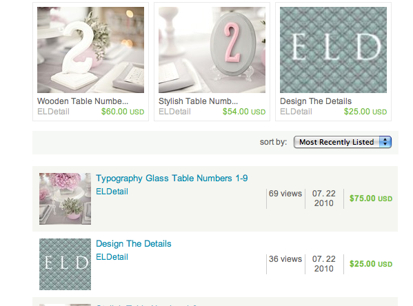 The {ELD} Etsy Shop Is LIVE! via TheELD.com