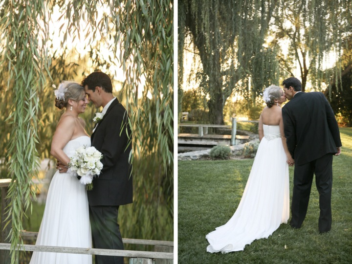 Colorfully Gorgeous California Wedding via TheELD.com