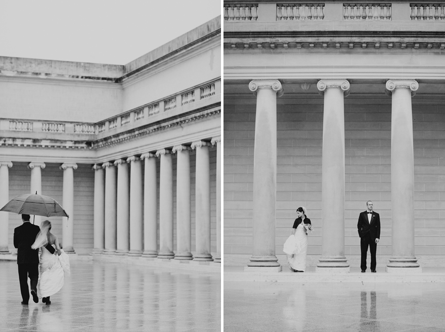 Rainy Day San Francisco Wedding: Part 2 via TheELD.com