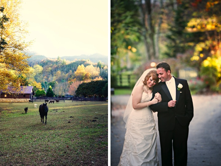 Intimate Mountain Wedding: Part 1 via TheELD.com