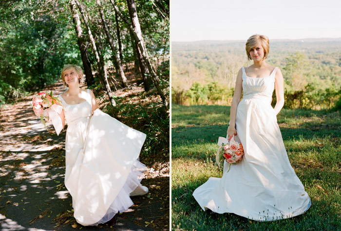 Pink Southern Wedding: Part 1 via TheELD.com