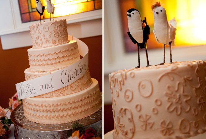 Pink Southern Wedding: Part 2 via TheELD.com