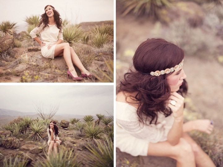 Vintage Indie Bohemian Inspiration Shoot via TheELD.com