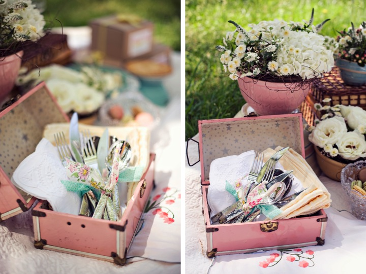 {Vintage Chic} Style Dictionary Inspiration Shoot via TheELD.com