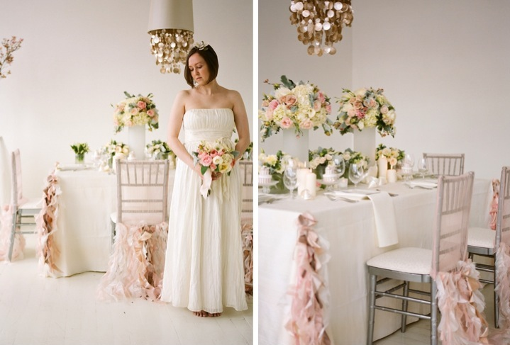 Stylish & Elegant Inspiration Shoot via TheELD.com