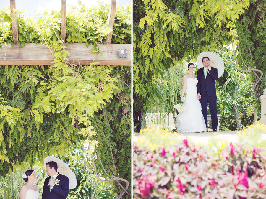 Blue & Green Garden Wedding | Every Last Detail