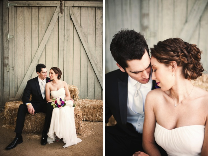 Pink & Navy Garden Wedding {Part 2}  via TheELD.com