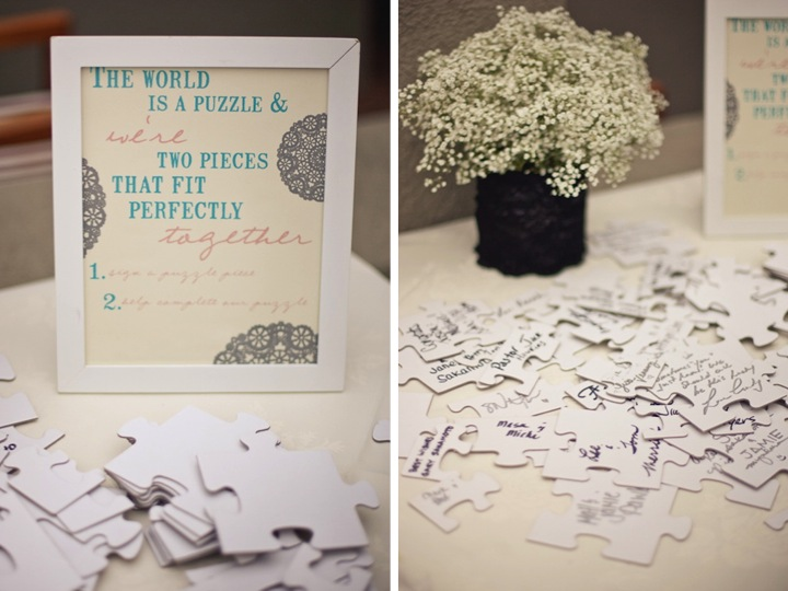Detail To Love Guest Message Puzzle Via Theeld