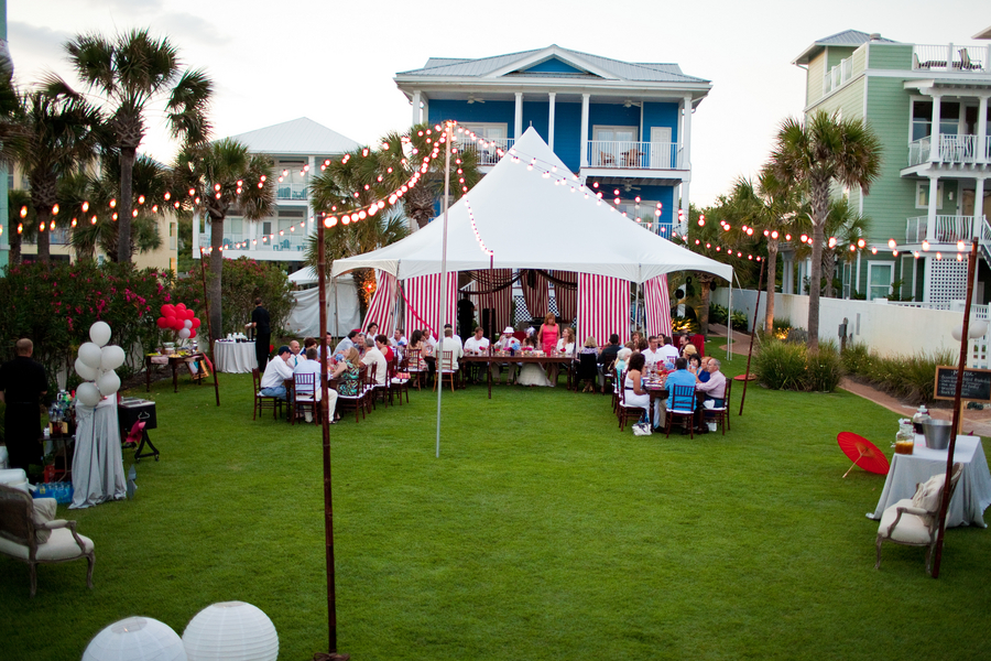 Carnival Chic Florida Wedding Part 2 Every Last Detail