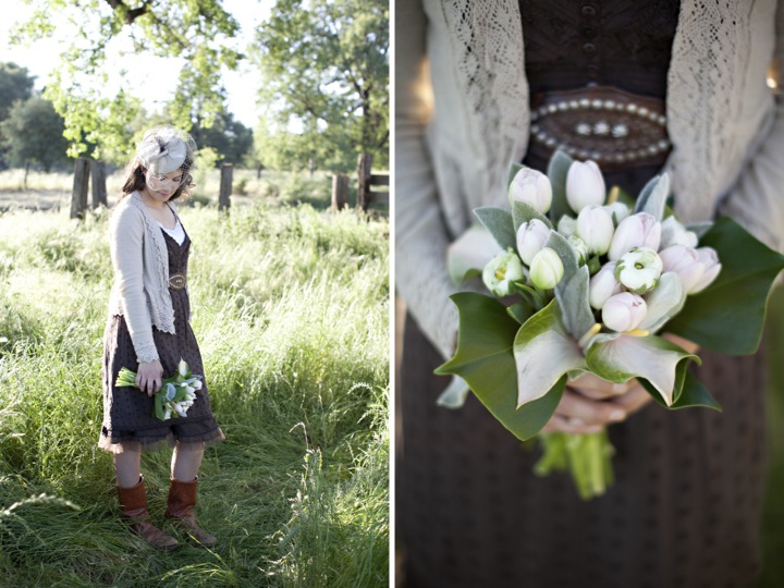 Western Couture Wedding Inspiration via TheELD.com