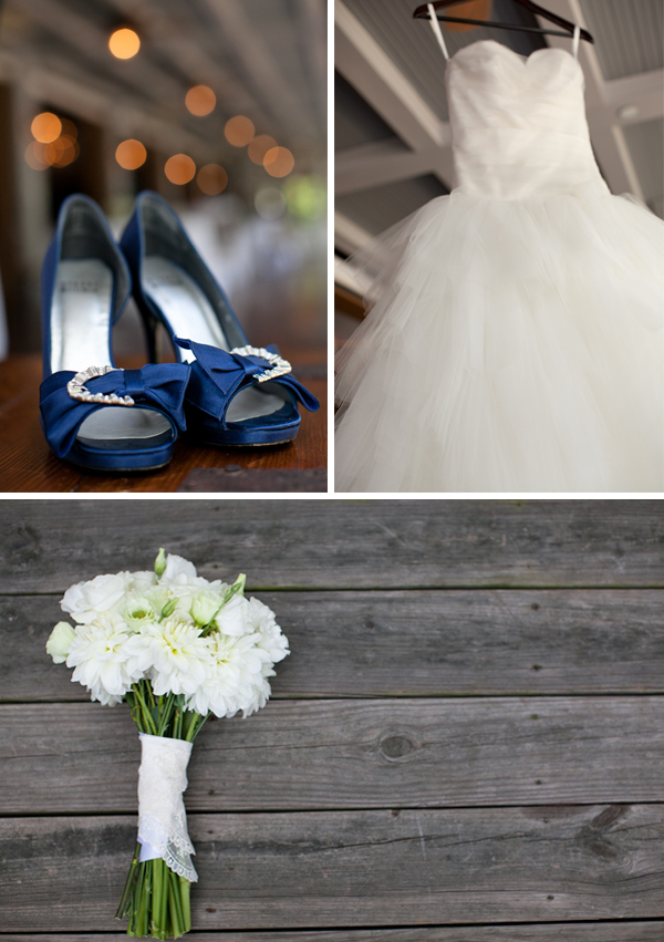 Classic Navy and Gray North Carolina Wedding | Every Last Detail