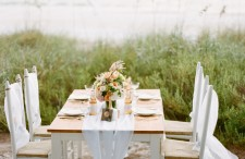 Natural Beach Chic Wedding Inspiration 9-1