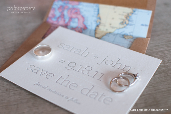 {Thursday Tips} When Is The Right Time To... Send Save The Dates? via TheELD.com