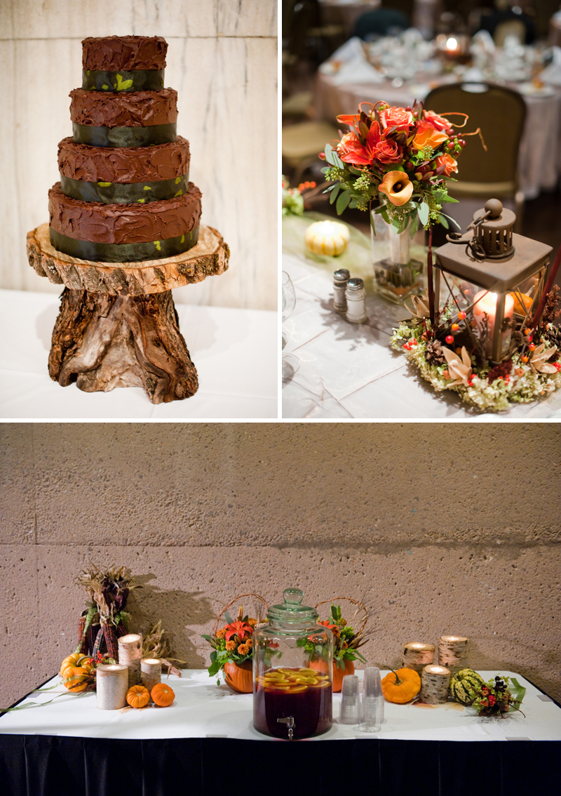 Rustic diy fall wedding every last detail diy fall wedding via theeld junglespirit Gallery