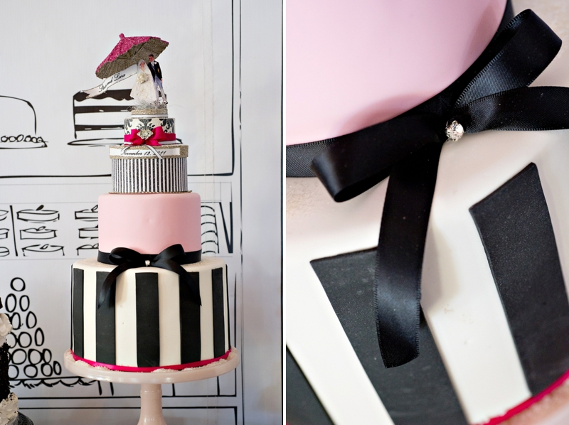 parisian bridal shower via theeldcom