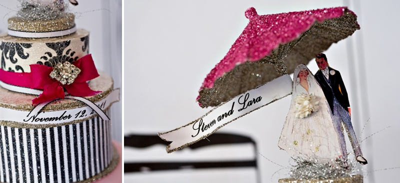 Parisian Bridal Shower via TheELD.com