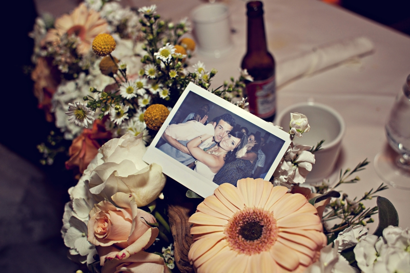 Vintage Travel Inspired California Wedding via TheELD.com