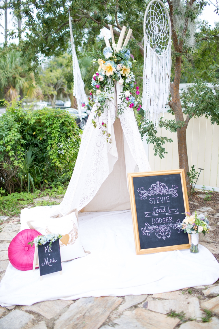 Rustic Boho Chic Wedding Inspiration